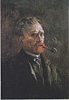 Van Gogh - Selbstbildnis mit Pfeife.jpeg