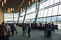 Vancouver Convention Centre West Building Hall Interior 201803.jpg