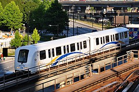 image illustrative de l'article SkyTrain de Vancouver