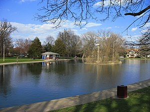 Vander Veer Botanical Park - Image: Vanderveer 1 030