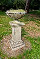 Vase And Pedestal On The Lower South Terrace, Wollaton Hall Garden, Nottingham (5).jpg