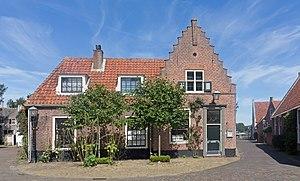Velsen - Image: Velsen, monumentaal pand aan de Torenstraat RM37085 foto 11 2015 08 29 12.47