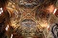 Venezia, sant'alvise, interno, soffitto di pietro antonio torri e pietro ricchi, post 1674.jpg