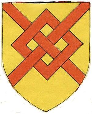 Bertram de Verdun - Bertram III de Verdun coat of arms.