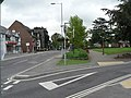 Verwood, start of Ringwood Road - geograph.org.uk - 953599.jpg