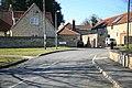Vicarage Lane by the Church Dunston - geograph.org.uk - 1741610.jpg