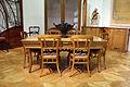 Victor horta, boiserie e mobilio dell'hotel aubecq a bruxelles, 1902-04, 03.JPG