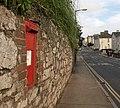 Victorian postbox, Upton Road, Torquay - geograph.org.uk - 1123293.jpg
