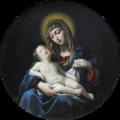 Vierge à l'Enfant, Gessi (Louvre INV 523) 04.png