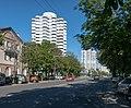 Viery Charužaj street (Minsk, Belarus) — Вуліца Веры Харужай (Мінск, Беларусь) — Улица Веры Хоружей (Минск, Беларусь) - 6.jpg