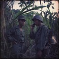 Vietnam. Vietnamese army personnel training in the jungle. - NARA - 530607.tif