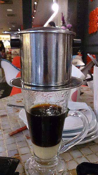 File:Vietnamese coffee.jpg