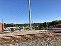 View from Morganton Train Station, Morganton, NC (49021744687).jpg