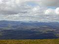 View northwest from Ben Wyvis - geograph.org.uk - 1046175.jpg
