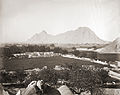 View of Chilzina Mountain from Dand in 1881.jpg