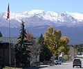 View of Mount Massive looking west from Harrison Street in downtown Leadville, Colorado.jpg