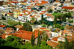 View of Plaka district in Athens, Greece - panoramio.jpg