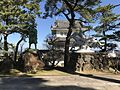 View of Southeast Turret of Shimabara Castle.jpg