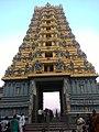 Vijayawada Kanaka Durga Temple - Gali Gopuram.jpg