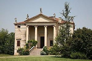 Villa Chiericati - Image: Villa Chiericati 2007 07 18 2