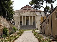 Villa Capra Wikipedia La Enciclopedia Libre