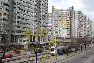 Villa Lugano - The General Manuel Savio Housing Complex, one of the largest public housing works in Latin America