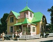 Villa Villacolle, la casa usata per i film e la serie, si trova nell'isola di Gotland in Svezia e più precisamente nella cittadina di Visby. Oggi è meta di turisti.