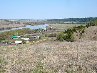 Kungursky District - Village Posad, Kungursky District
