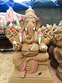 Vinayaka Chaturthi Images - An eco friendly Ganesh idol.jpg