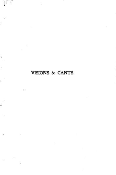 File:Visions & Cants (1900).djvu