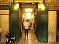 Visit a Cave of the Patriarchs in Hebron Palestine 2004 127.jpg
