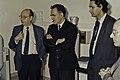 Visite de Mr Bichat et du secrétaire d'état à la recherche à l'INRA de Versailles-6-cliche Jean Weber.jpg