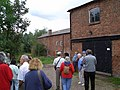 Visitors at Mickle Trafford Mill - geograph.org.uk - 551577.jpg
