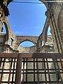 Vista ravvicinata dalla Chiesa San Michele del Monte Barro.jpg