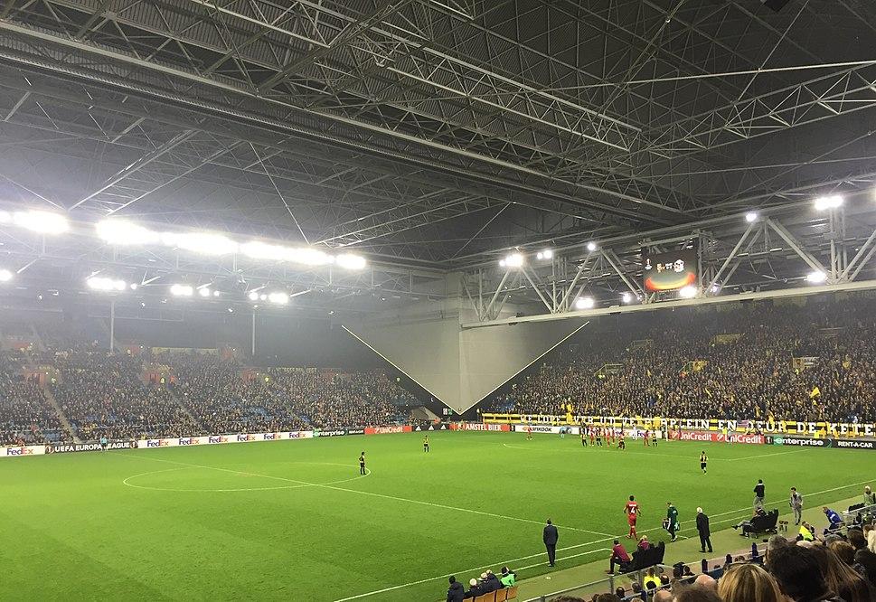 Vitesse Arnhem vs Zulte Waregem (0-2)