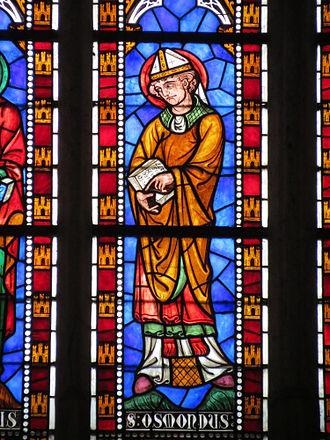 Saint Osmund - Saint Osmond