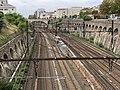 Voie Ferrée Ligne PLM Paris Lyon vue depuis Pont Rue Bordeaux - Charenton-le-Pont (FR94) - 2020-10-16 - 2.jpg