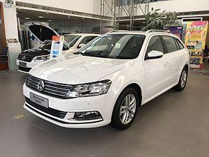 Volkswagen Lavida - The Volkswagen Gran Lavida.