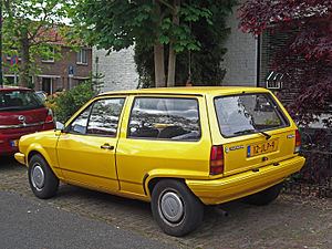 Volkswagen Polo - Volkswagen Polo 1.05 (The Netherlands)