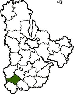 Volodarka Raion Former subdivision of Kyiv Oblast, Ukraine