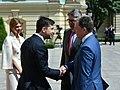 Volodymyr Zelensky 2019 presidential inauguration 37.jpg