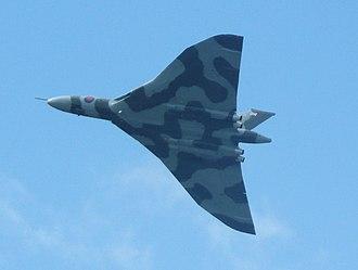 Stuart Davies (engineer) - Avro Vulcan
