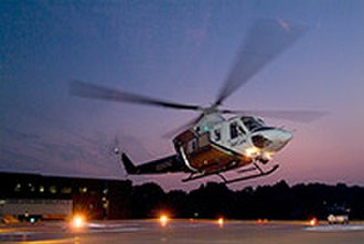 Wake Forest Baptist Medical Center - Image: WFBMC Air Care image