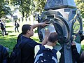 WHSAD Students at Green-Wood Cemetery.jpg