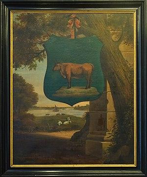 Quirinus van Amelsfoort - Maasland by Quirinus van Amelsfoort and Franciscus Johannes de Groot, Noordbrabants Museum in 's-Hertogenbosch, 1804-5