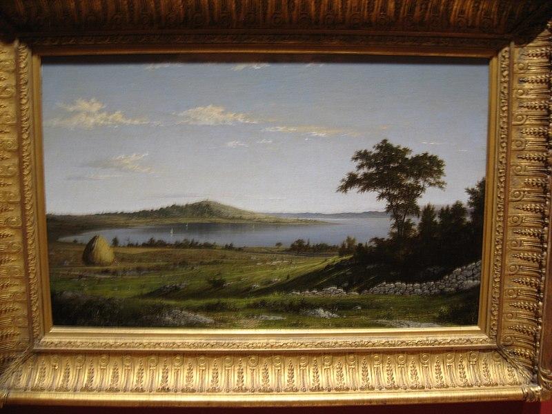 File:WLA lacma Rhode Island Shore by Martin Johnson Heade 1858.jpg