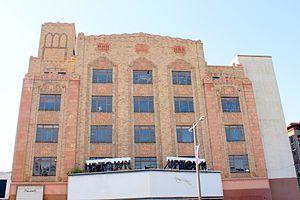 Uptown Theater (Philadelphia) - Image: WTP B02 Audrey 2