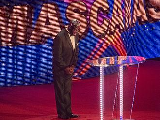Mil Máscaras - WWE Hall of Fame 2012 Mil Máscaras