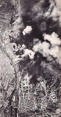 WWII Schweinfurt Raid