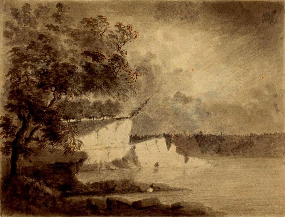Wabash River - Henry Hamilton 1778